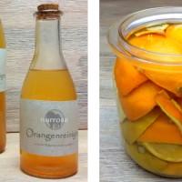 Orangenreiniger ganz einfach selber herstellen