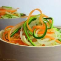 Gemüsenudeln - so werden sie perfekt