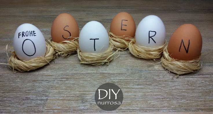 gekochte eier dekorieren einfache rezepte f r eier was tun mit den brigen ostereiern eier. Black Bedroom Furniture Sets. Home Design Ideas