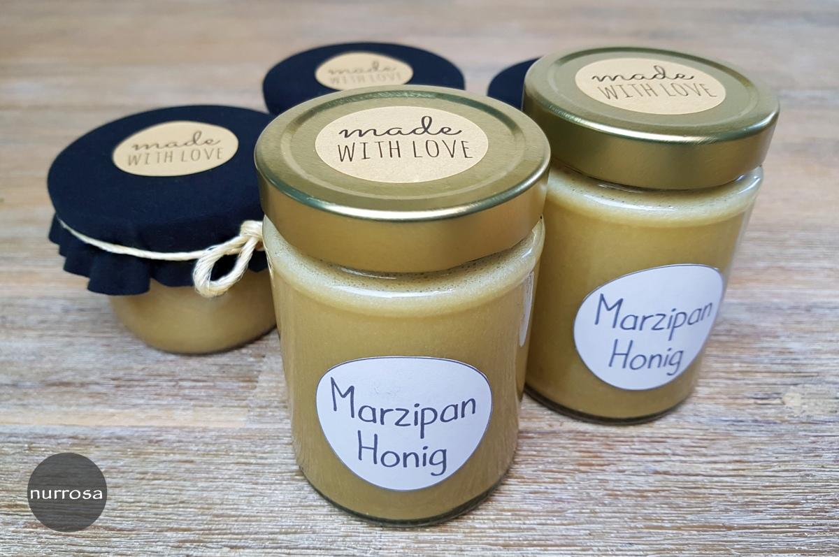 Honig Selber Machen : marzipan honig selber machen nurrosa ~ A.2002-acura-tl-radio.info Haus und Dekorationen