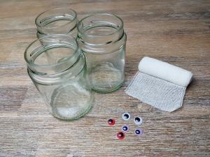 Mumien Gläser DIY