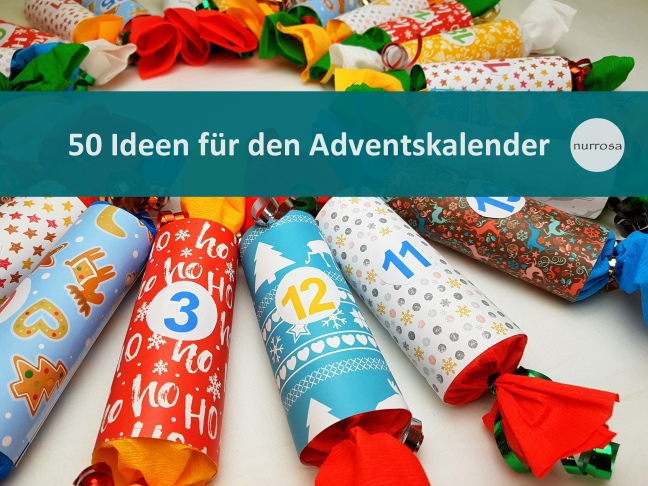 50 Ideen Für Den Kinder Adventskalender