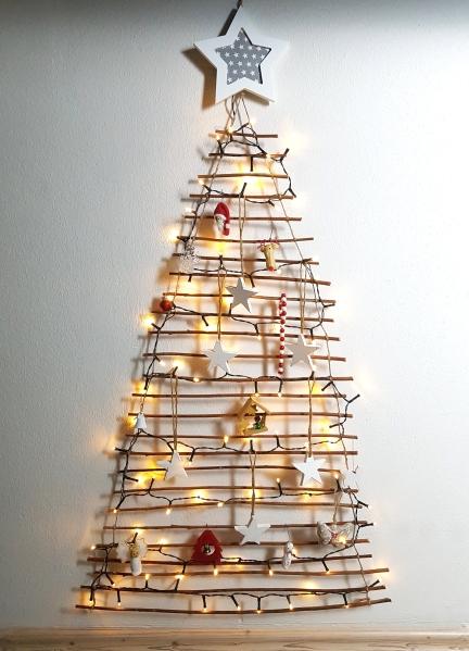 Weihnachtsbaum DIY