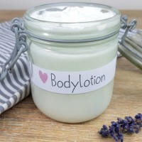 Bodylotion selber machen