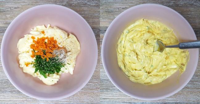Kräuterbutter Orange Minze selber machen