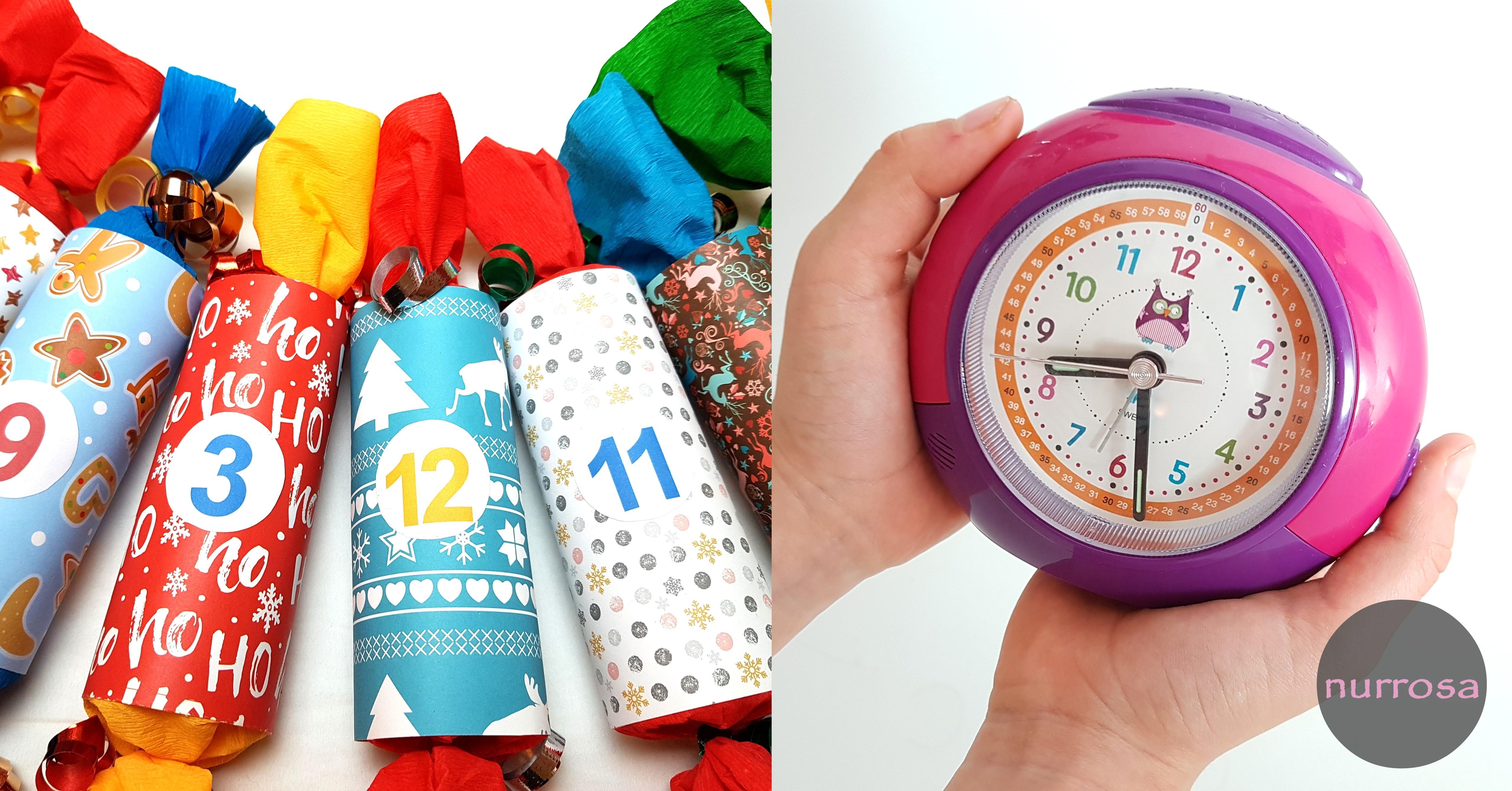 7 Zeit Geschenke für den Adventskalender – nurrosa