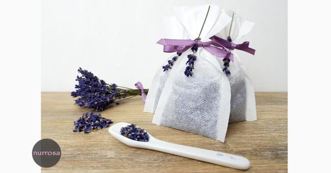 DIY Lavendel Duftsäckchen selber machen