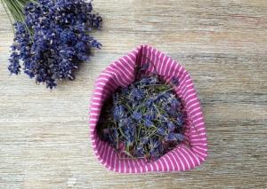 Lavendel Duftsäckchen DIY