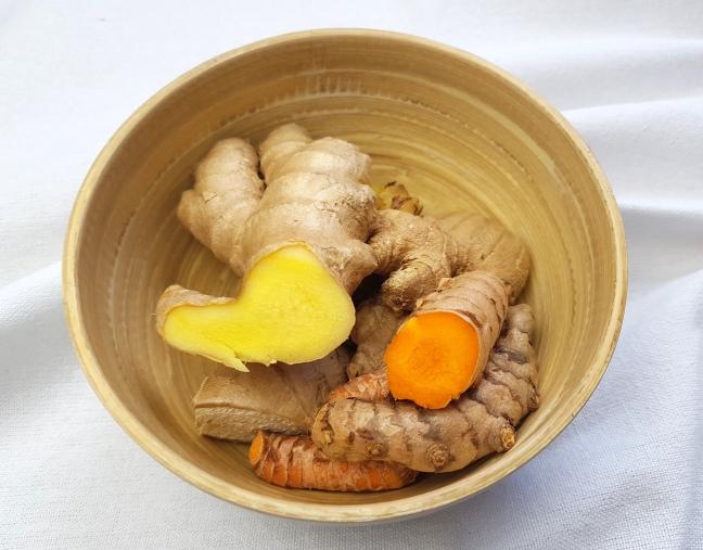 Kurkuma-Ingwer Honig selber machen