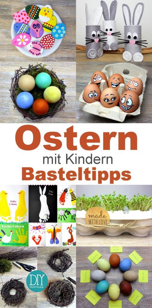 Ostern mit Kindern - Basteltipps